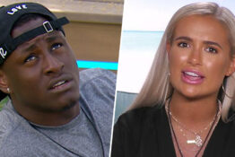 Sherif Says He Was Removed From Love Island Villa For Joke He Made After Kicking Molly-Mae