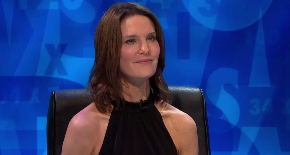 Susie Dent on Countdown