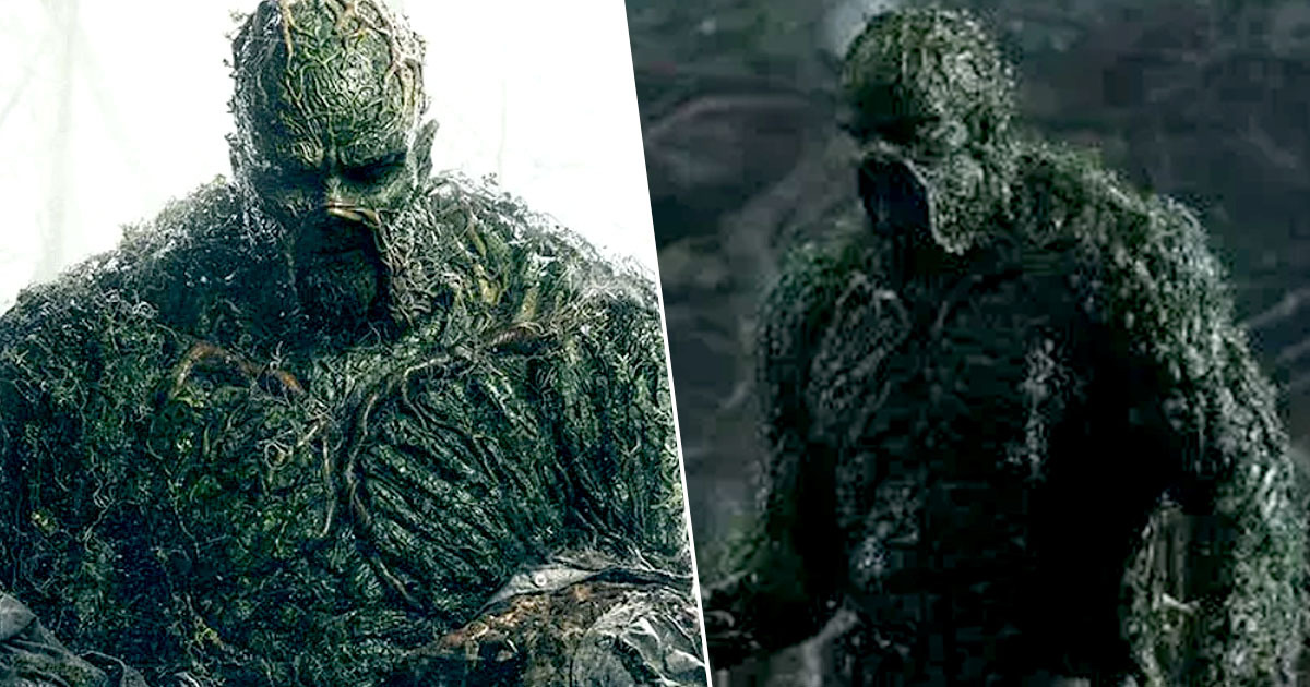 Swamp Thing TV Series Cancelled By DC Universe
