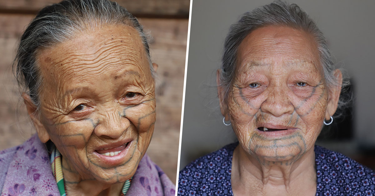 Last Generation Of Women With Face Tattoos Explain Dark