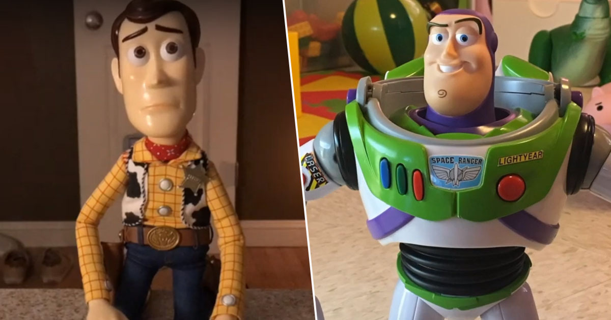 Brothers Spend Eight Years Remaking Toy Story 3 With Real Toys And It Looks Amazing