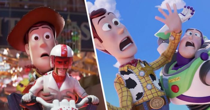 Toy Story 4 described as 'racist'.