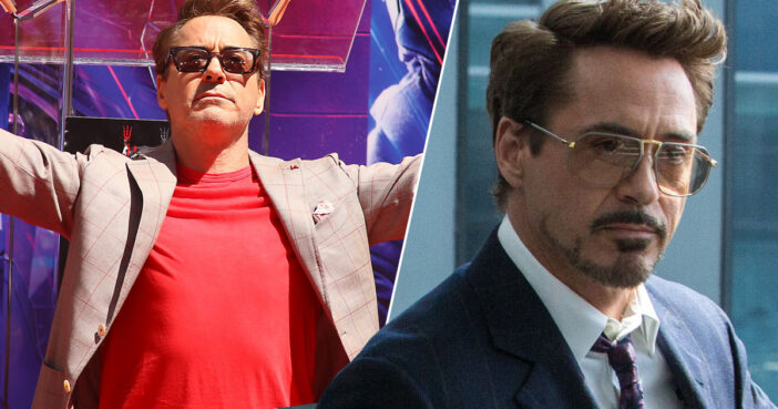 Robert Downey Jr. thinks nanotech could save the planet.