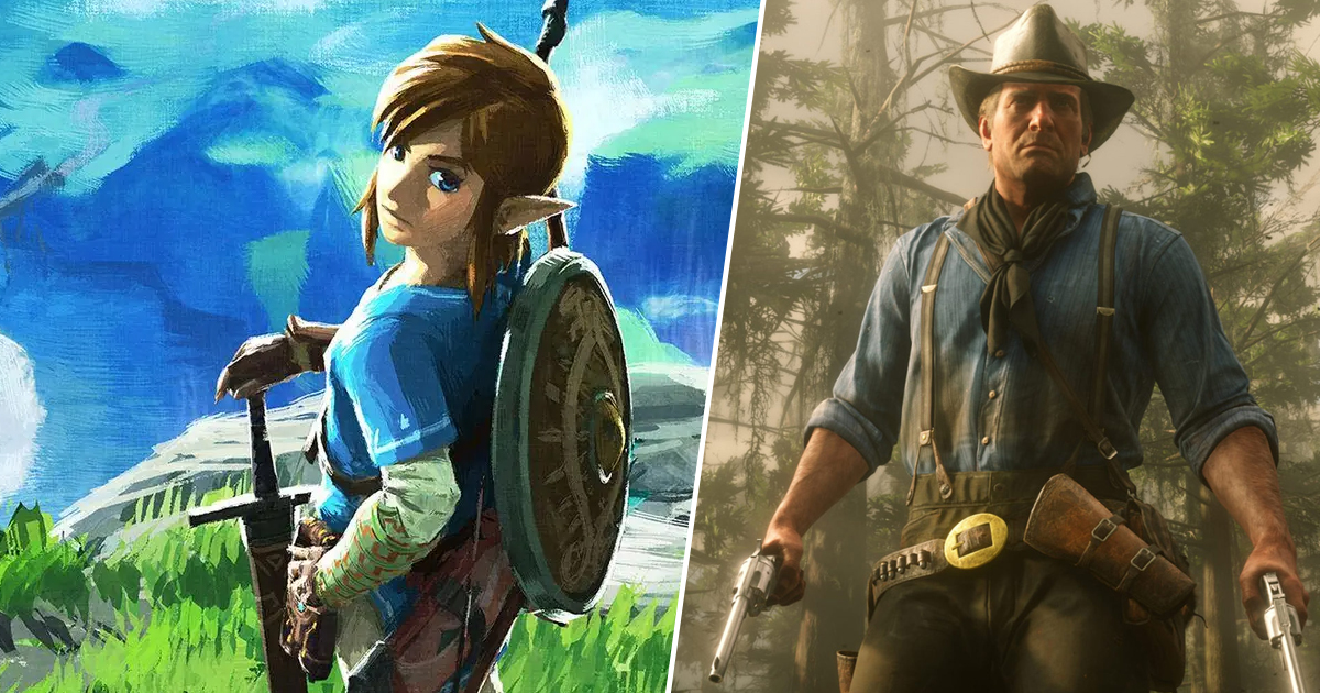 Red Dead Redemption 2 Inspired Breath Of The Wild Sequel