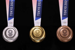 2020 olympic medals