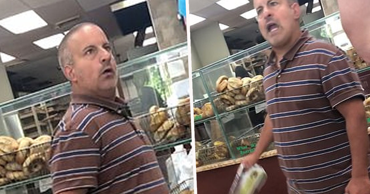 Five-Foot Angry Bagel Guy Might Press Charges And Says He's 'Modern Day Martin Luther King'