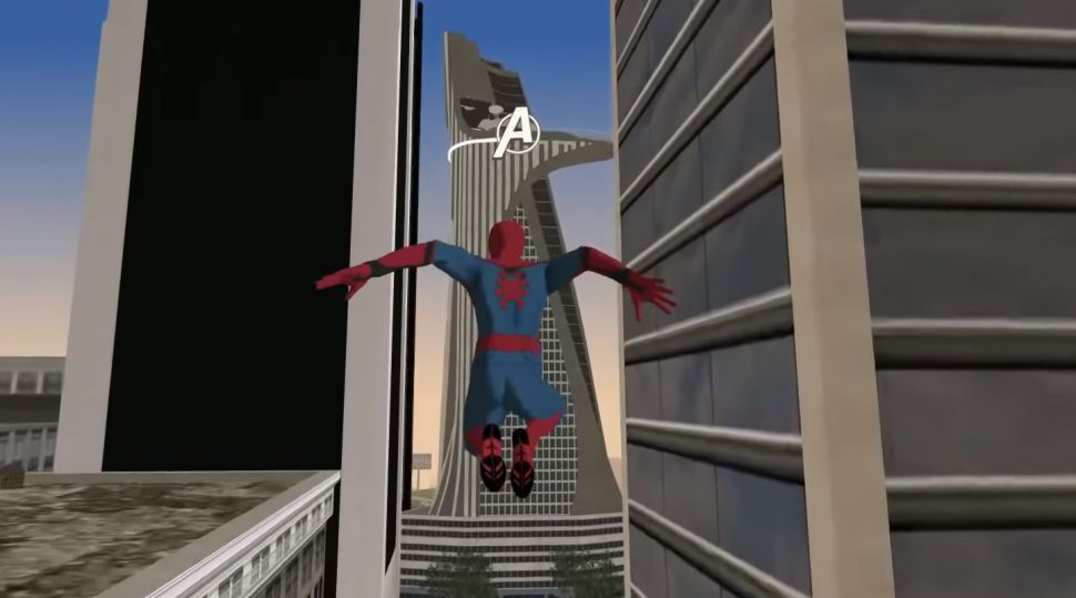 Spider-Man Modded Into GTA San Andreas After Years Of Work