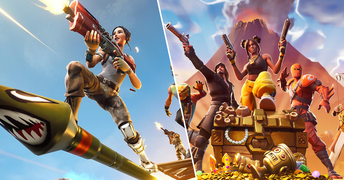 Young Fortnite Plaer Streaming Ten Hours A Day For Dad's Cancer Treatment