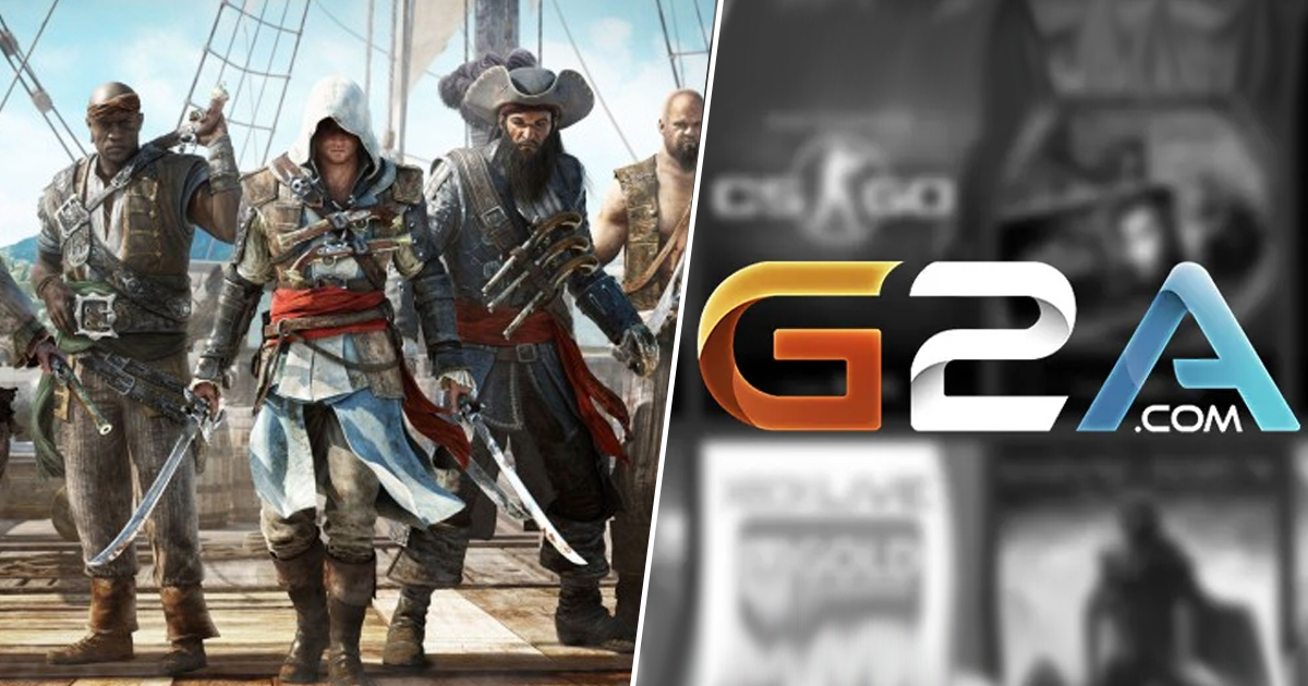 Developers Encourage Piracy Over Using Key Reseller G2A