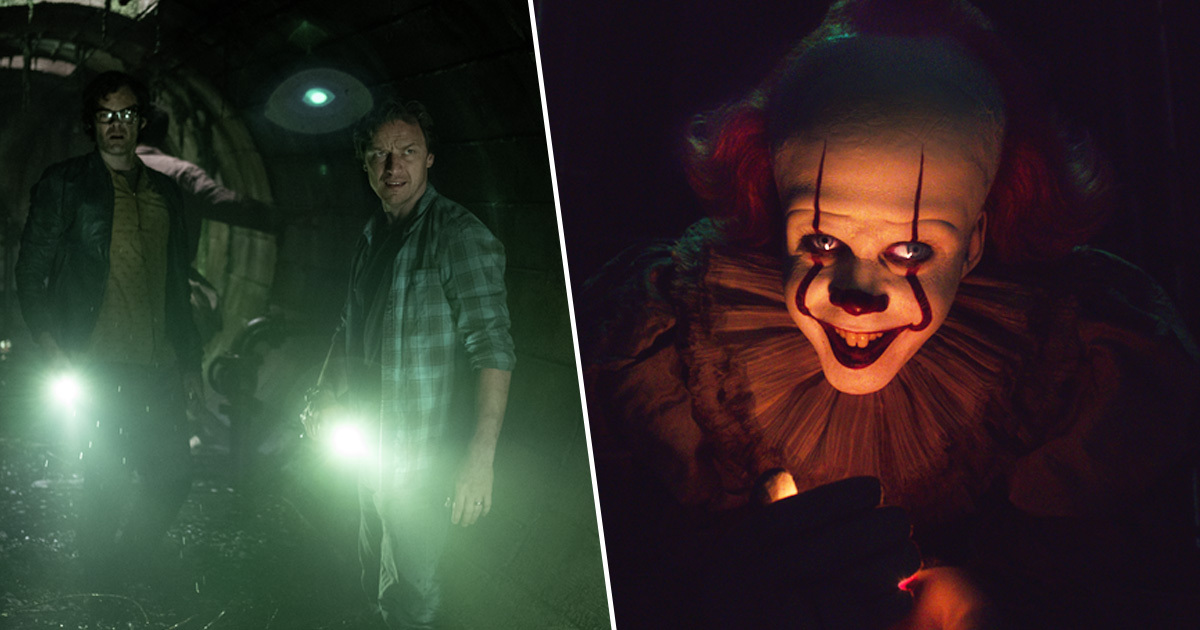 New It: Chapter Two Trailer Has Dropped And It's Terrifying