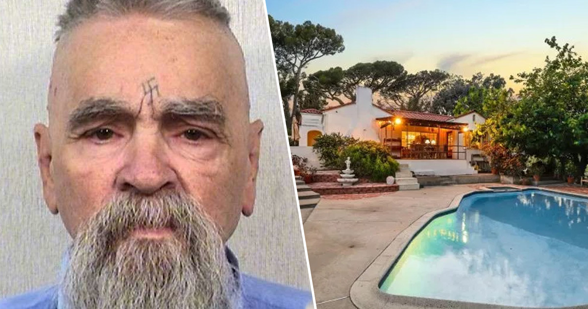 Charles Manson Murder House Sold To Ghost Adventures Star Zac Bagans