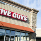 Five Guys Arrested After Fight At Five Guys