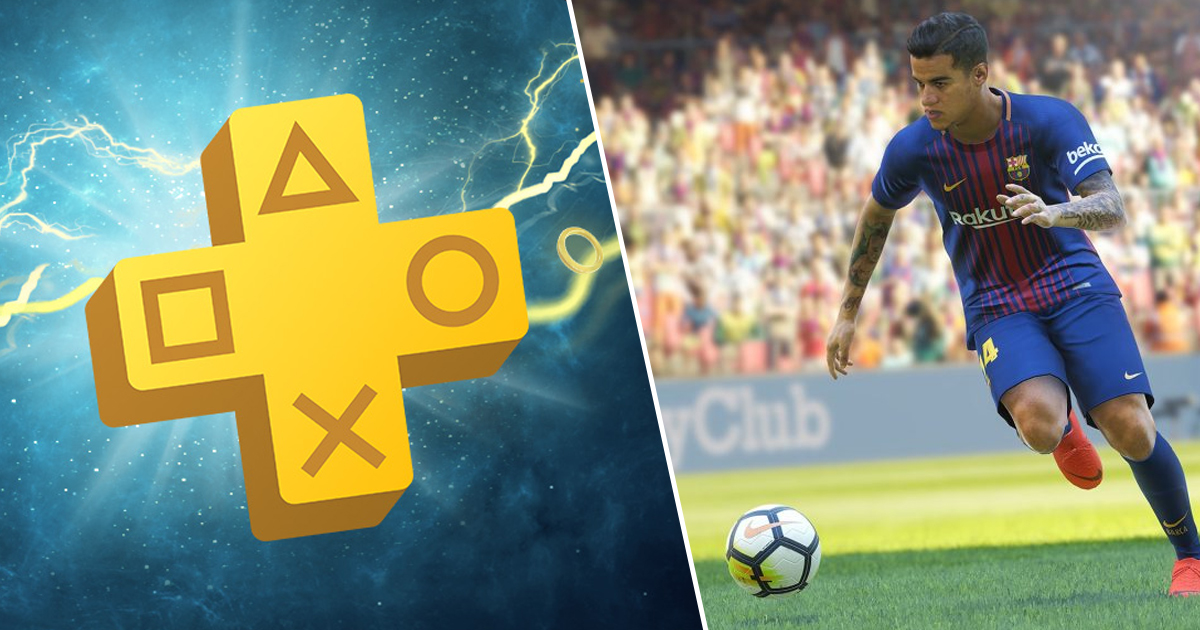 Konami Point Finger At Sony Over PES 2019 Leaving July's PS Plus Lineup