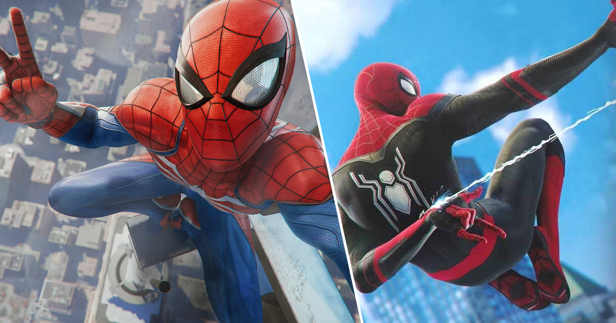 Insomniac 'Burst Into Applause' Over Marvel's Spider-Man Reference