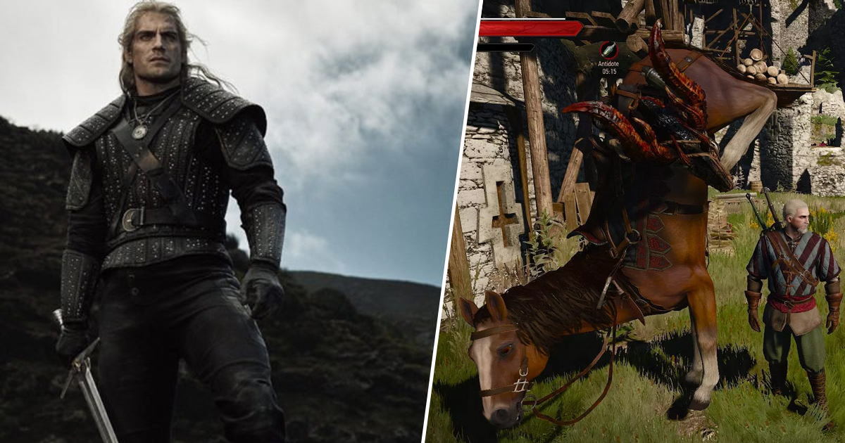 The Witcher Netflix Series Unveils First Look At Roach, Geralt's Horse