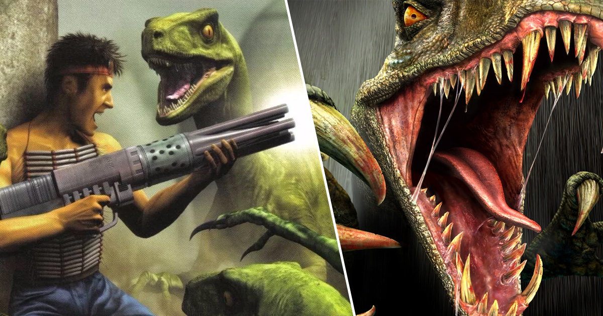 New Turok Announced, But It's Not A Shooter