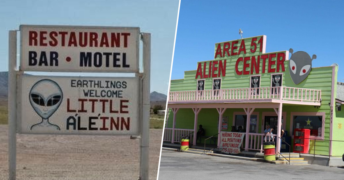 Hotels Near Area 51 Are Completely Booked Out For The Raid