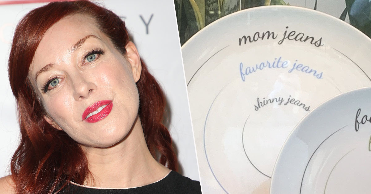 TV host calls for body shaming plates to be banned