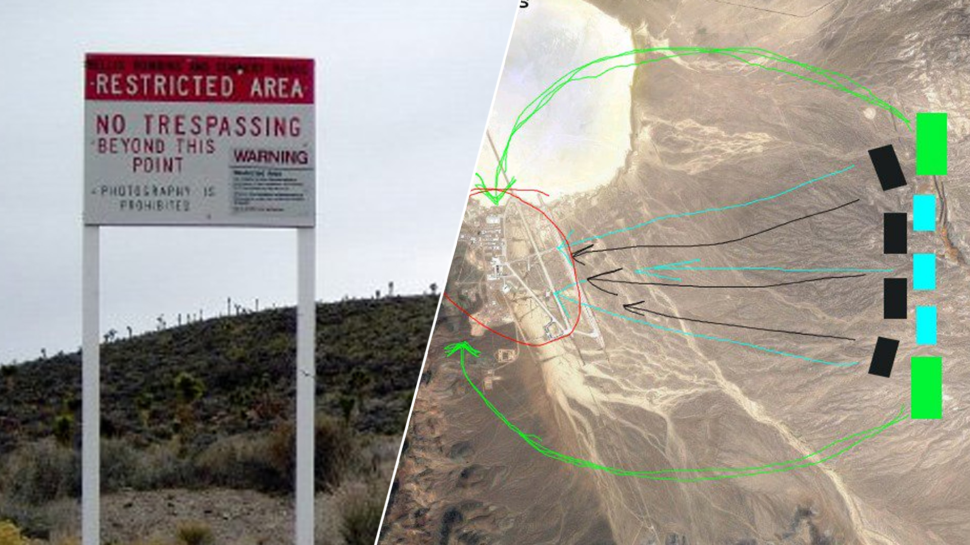 Plans to storm area 51
