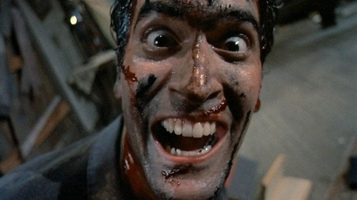 ash williams bruce campbell evil dead 2