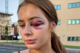 Girl attacked by man after saying she wasn't interested