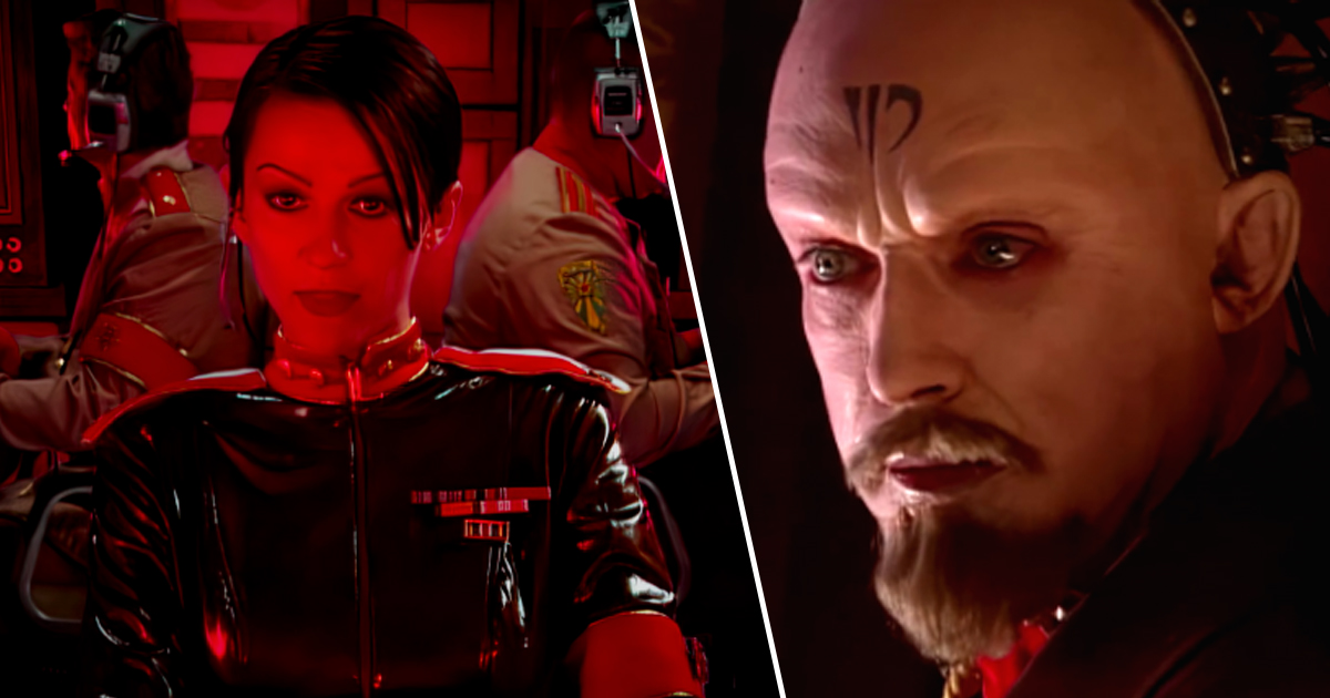 Red Alert 2's Cheesy Live-Action Cutscenes Look Incredible Remastered In 4K