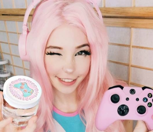 Belle Delphine's Used Bath Water Has Sold Out And People ...