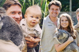 bindi irwin and family