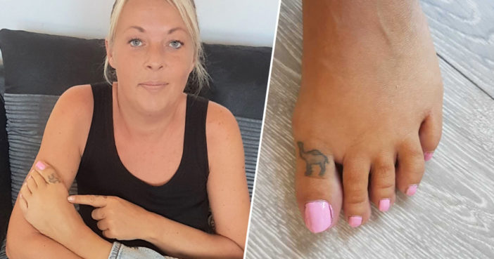 Mum Changes Name To 'Cameltoe' In Memory Of Magaluf Holiday