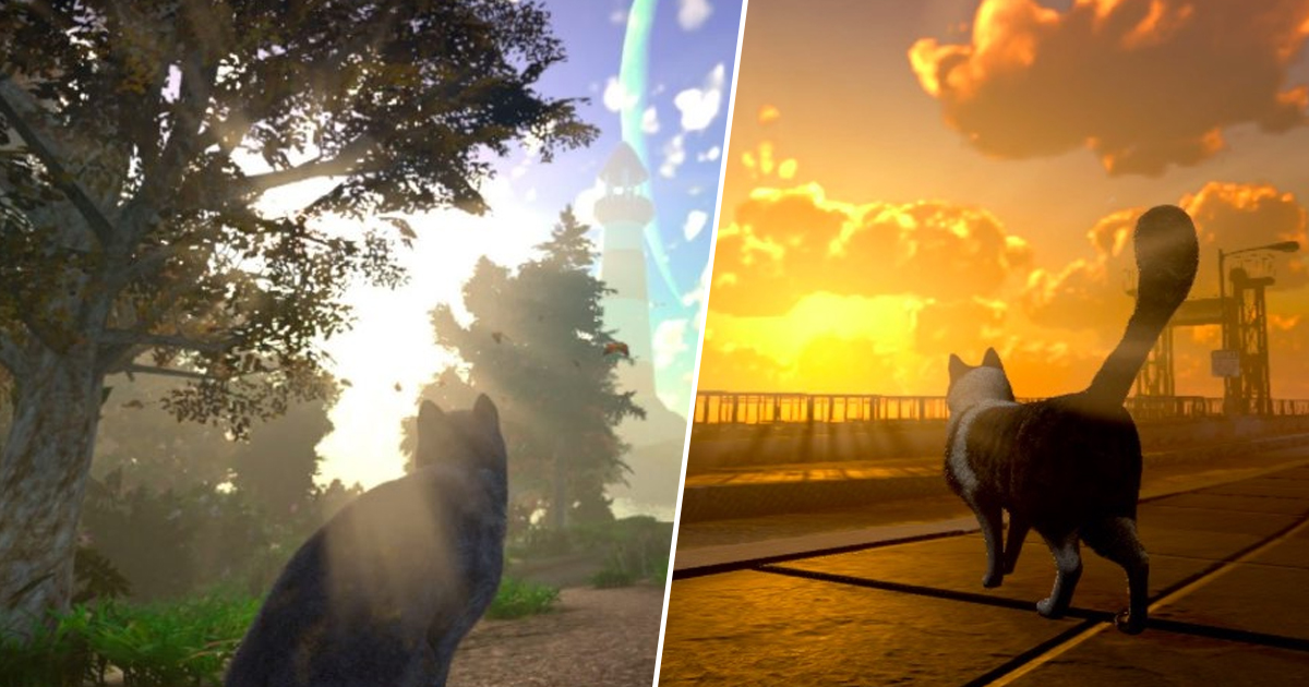 Solve Mysteries As A Gang Of Cats In This Open World Game