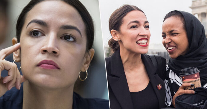 Police Officer Suggests Alexandria Ocasio-Cortez Should Be Shot