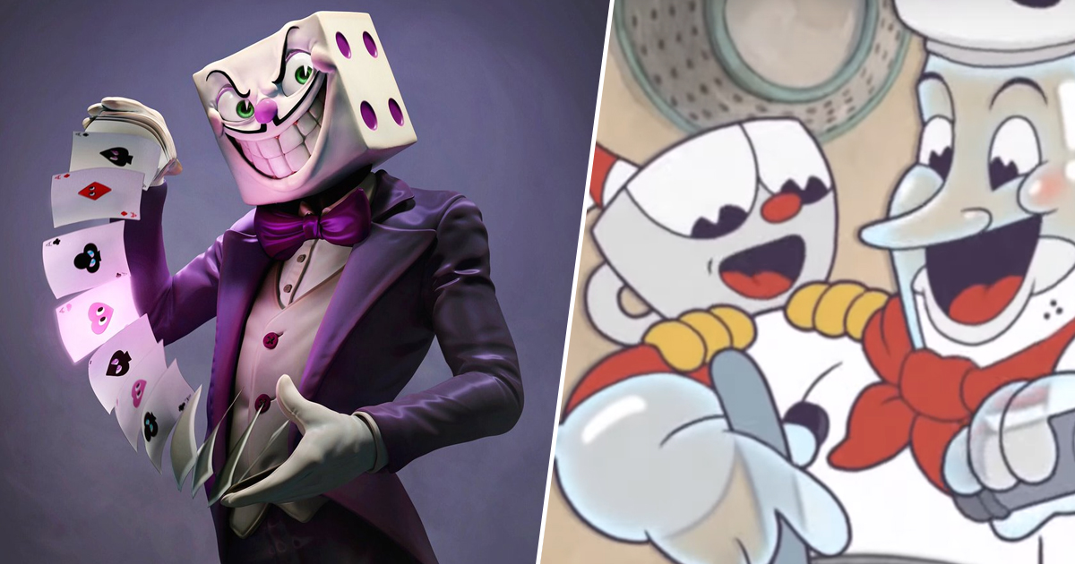 God Of War's Art Director Remakes Cuphead Characters