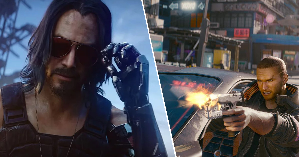 Cyberpunk 2077 Movie Is Way More Likely Thanks To Keanu Reeves