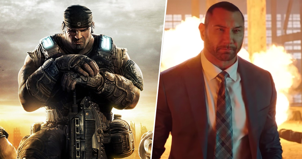 Dave Bautista Has 'Tried Everything' To Star In Gears Of War Movie