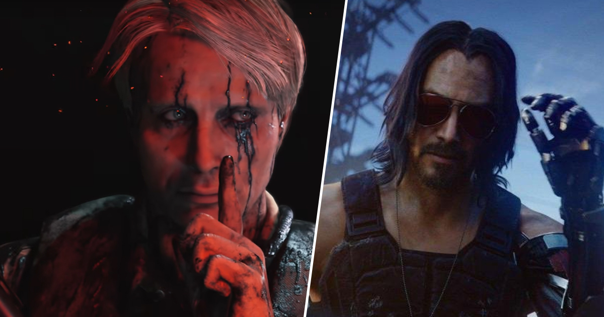 Keanu Reeves Nearly Starred In Death Stranding, But Kojima 'Wanted Mads'