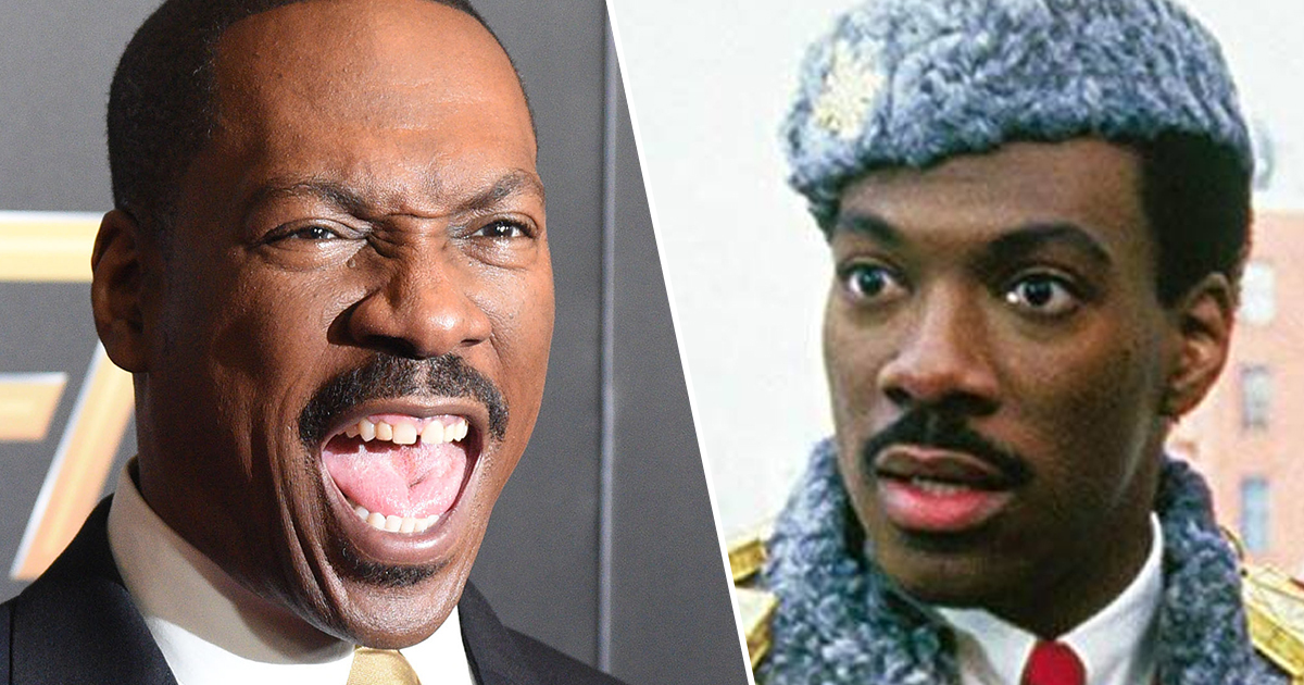 Eddie Murphy In Talks With Netflix For New Stand-Up Special