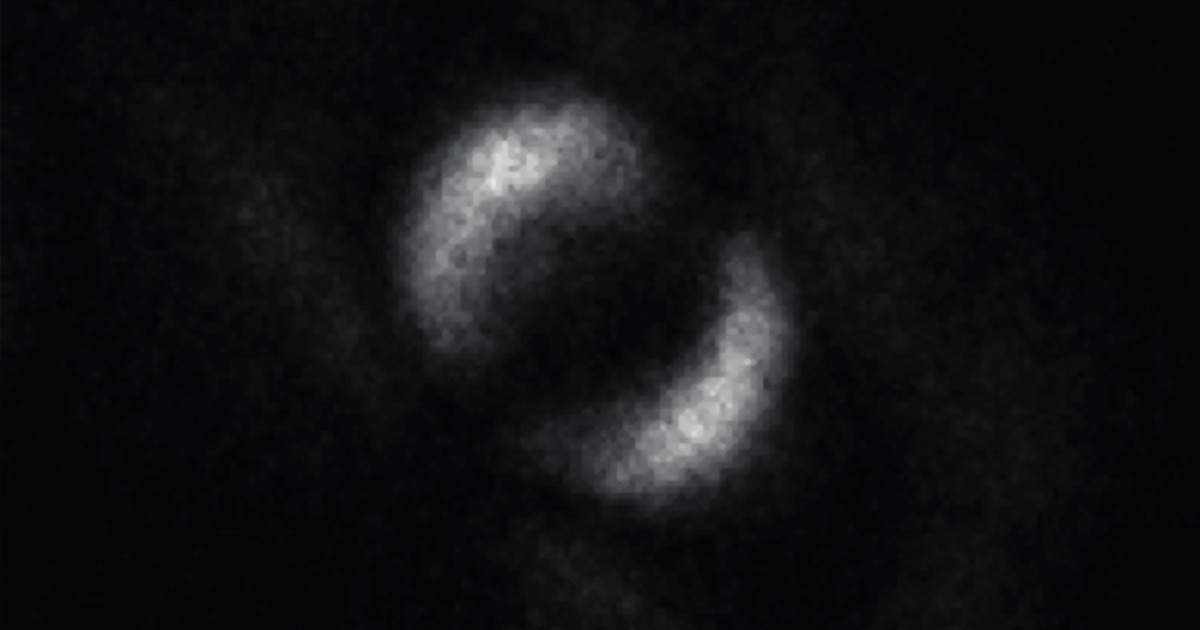 Scientists Unveil First Ever Image Of Quantum Entanglement