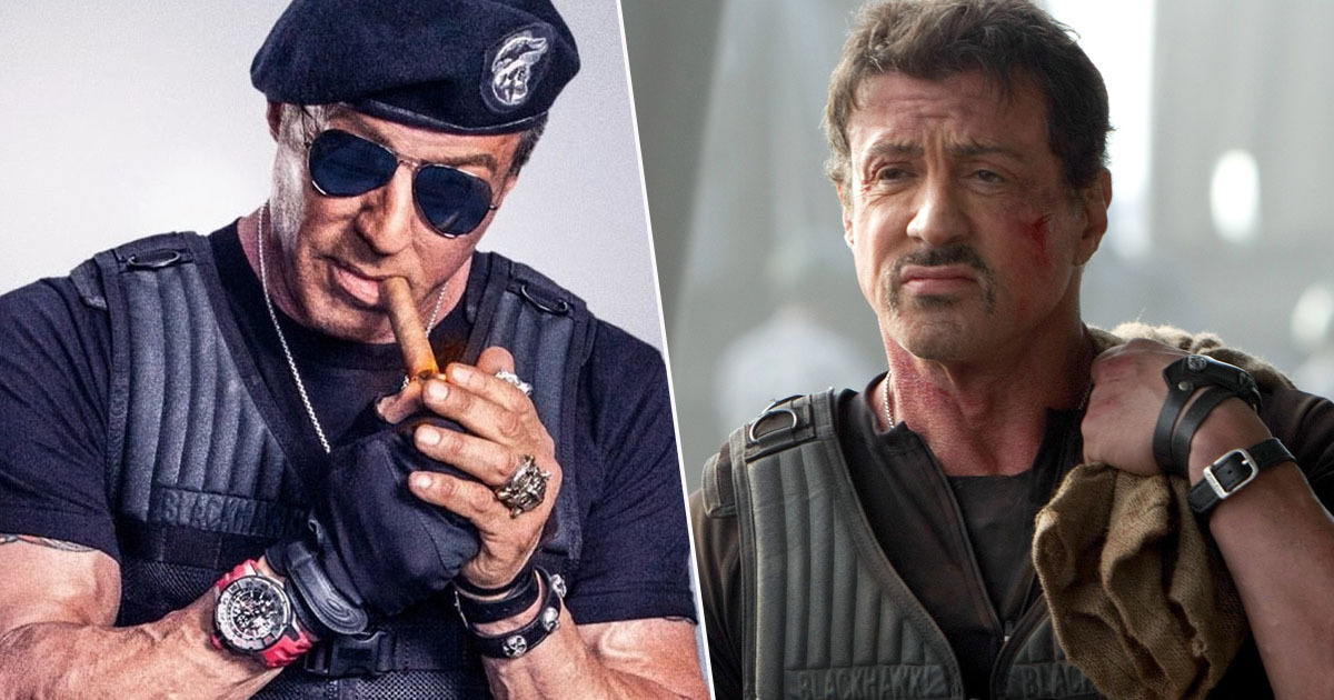 Sylvester Stallone Confirms Another Expendables Movie Is In