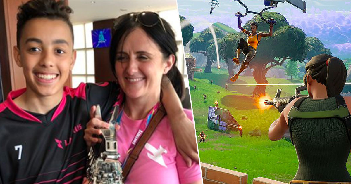 School Kid Wins Over $1M In Fortnite World Cup After Mum Threw His Xbox Out