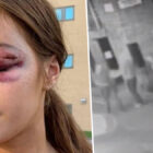Police Release Footage Of Girl Being Knocked Unconscious After Rejecting Guy