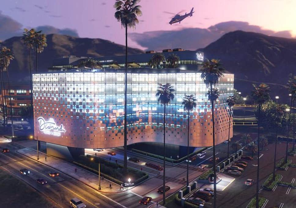 GTA V Single-Player DLC Was Adapted Into GTA Online