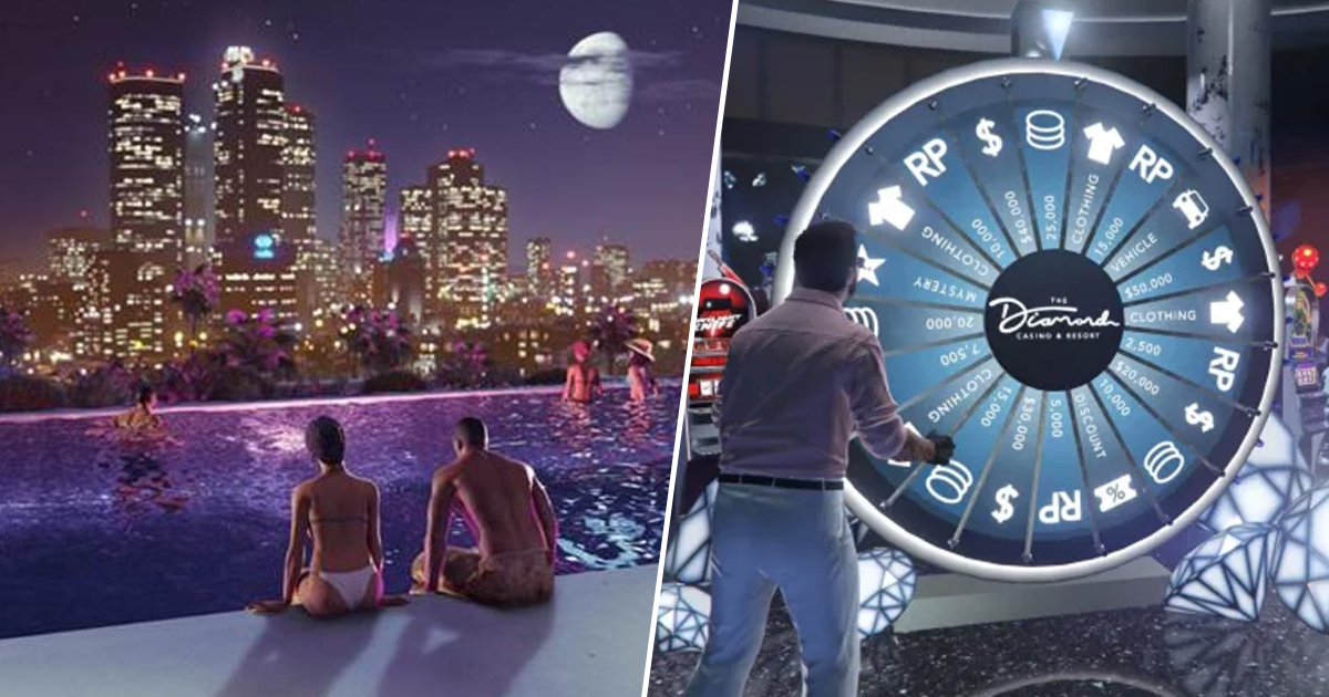 GTA Online Casino Update Blocked By Gambling Laws In Over 50 Countries