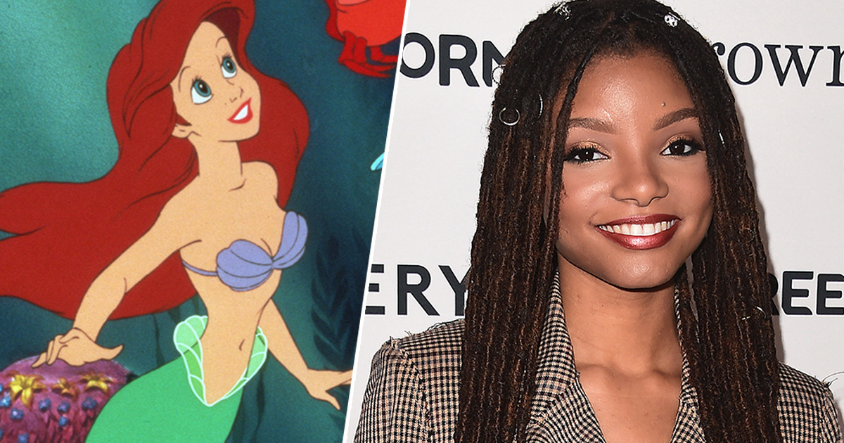 Disney Beautifully Shuts Down People Criticising Halle Bailey's Little Mermaid Casting