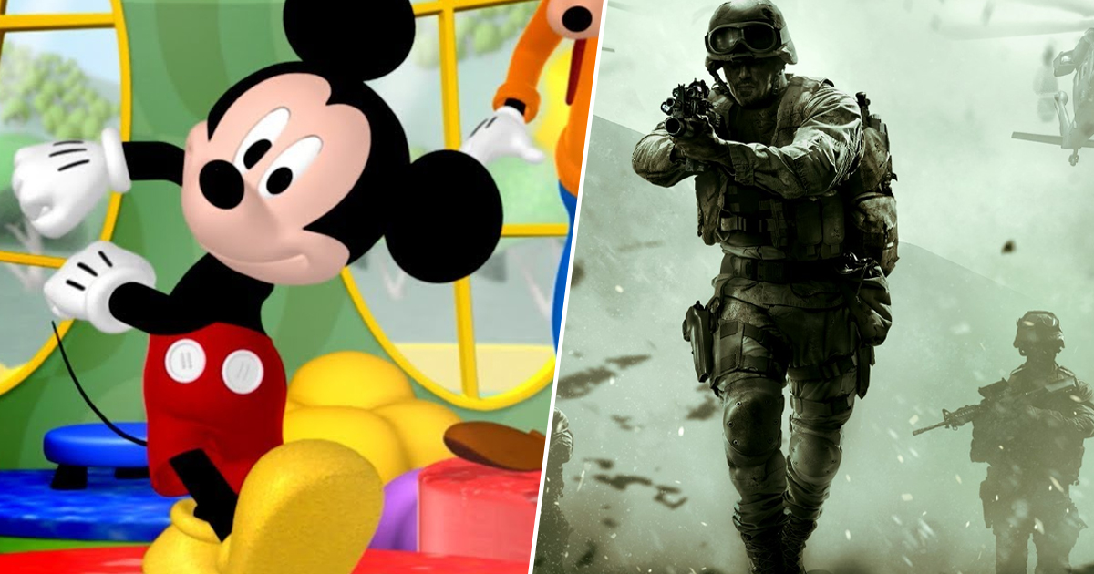 Disney Investor Interested In Buying Activision Blizzard