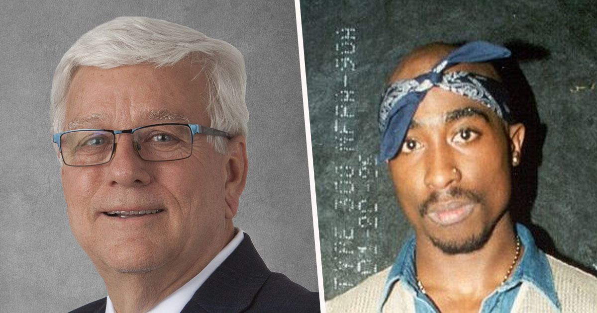 66-Year-Old Left Job After Emailing 4,300 Employees Tupac Lyrics And Holding 'Tupac Fridays' At Work