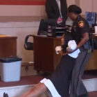Courtroom Erupts After Corrupt Judge Is Dragged Out By Police And Sent To Prison