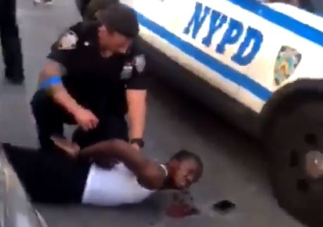 Kevin Diaby beaten by police