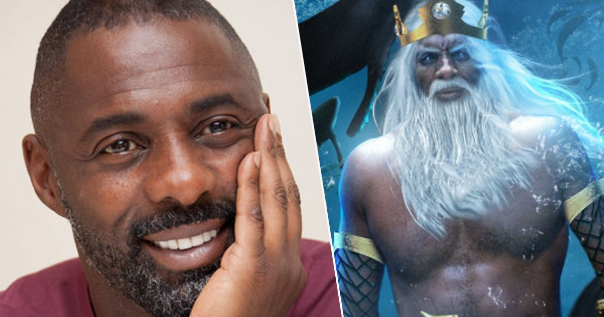 Fans Want Idris Elba To Play King Triton In The Little Mermaid