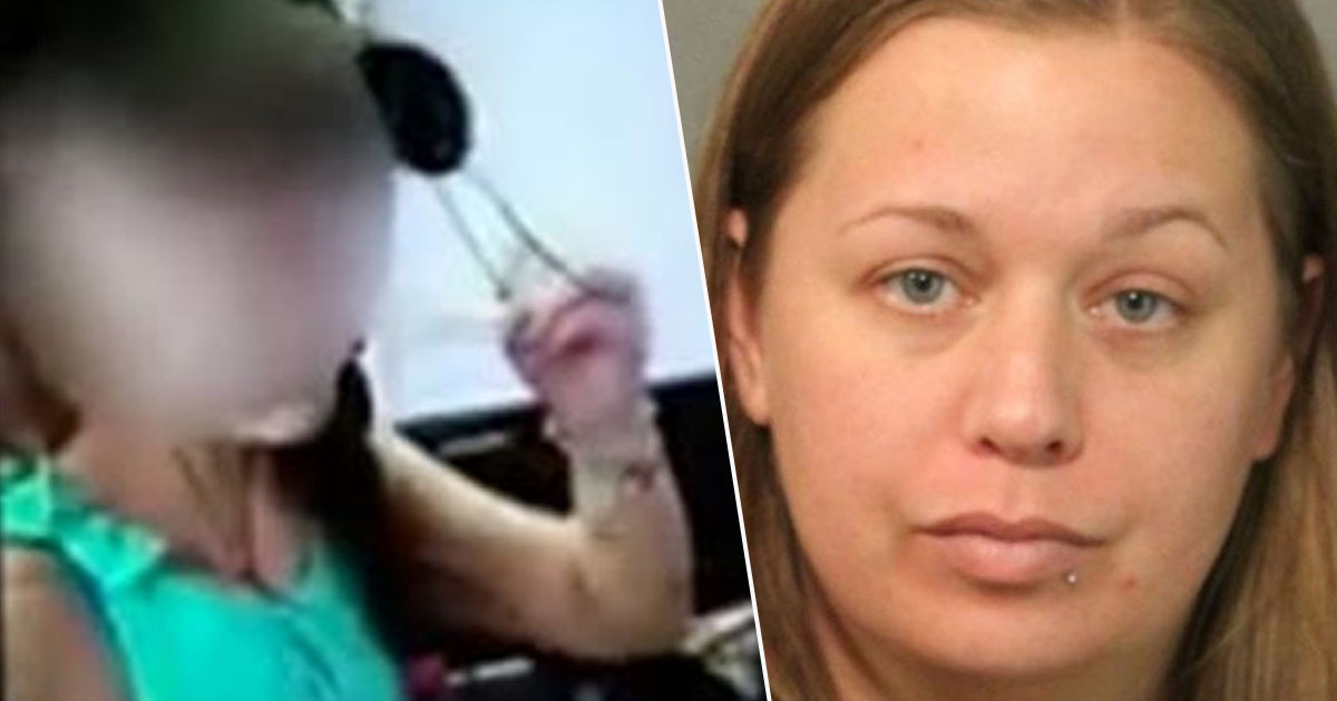 Florida Woman Charged After Posting Video Of Daughter Licking Medical Supplies