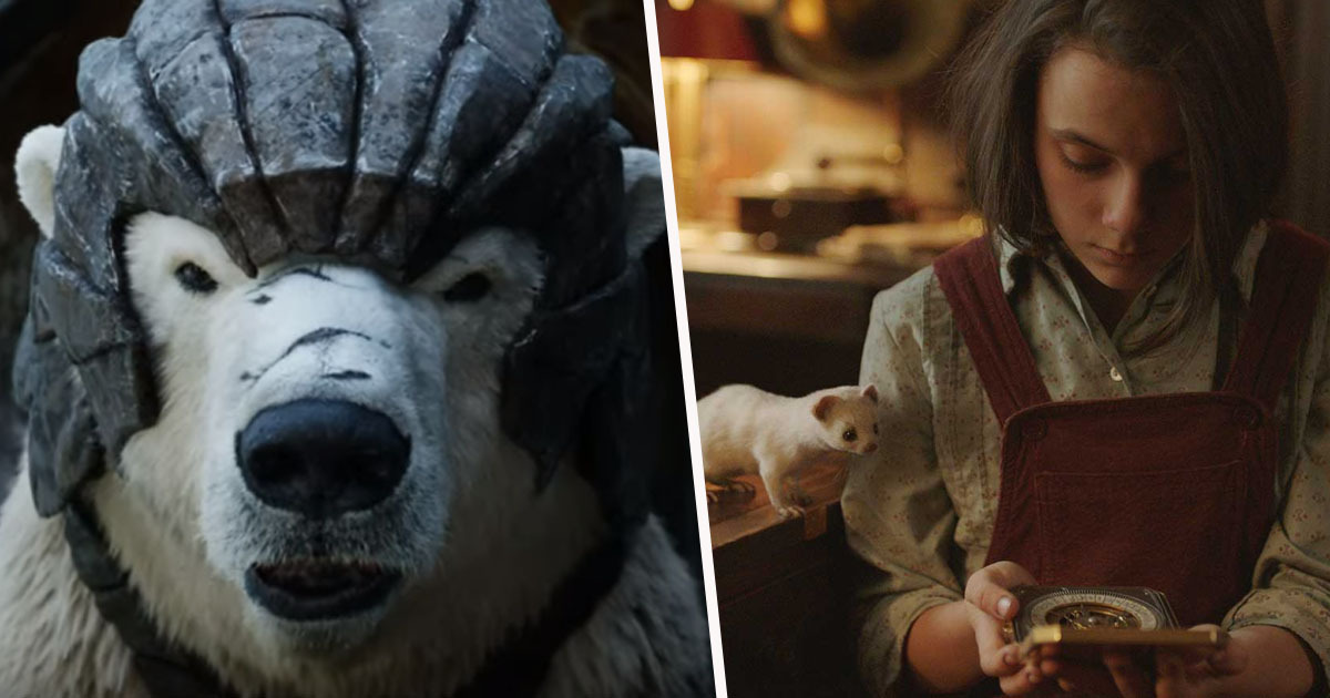 HBO's First Full 'His Dark Materials' Trailer Drops And It Looks Phenomenal